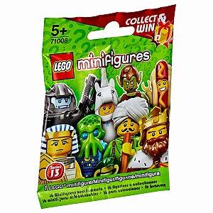 Brinquedo Novo Lacrado Lego Minifiguras Series 13 71008