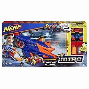 Brinquedo Nerf Nitro Longshot Smash Hasbro C0784