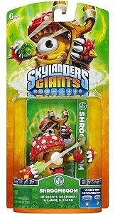 Boneco Skylanders Giants Vida Shroomboom Xbox 360 Wii 3ds