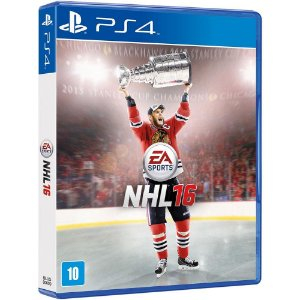 Jogo Novo Lacrado Ea Sports Hockey Nhl 16 Playstation Ps4