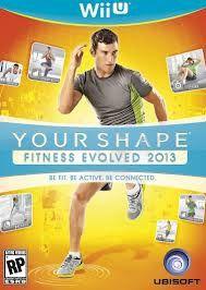 Jogo Your Shape Fitness Evolved 2013 Para Nintendo Wii U