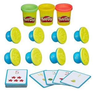 Brinquedo Play Doh Aprendendo Os Números Hasbro B3406