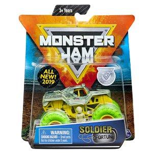 Veiculo Monster Jam Monster Truck Unitario e Sortido 2025