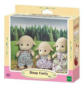 Sylvanian Families Conjunto Família de Ovelhas Epoch 5127