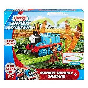 Brinquedo Thomas e Seus Amigos Pista Thomas na África GJX83