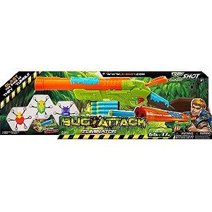 Lançador de Dardos X-Shot Bug Attack Eliminator Candide 5502