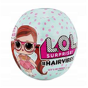 Boneca Lol Surprise Hair Vibes com 15 Surpresas Candide 8938