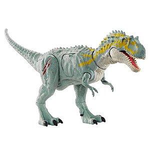 Dinossauro Jurassic World Albertosaurus Combate Letal GNC32