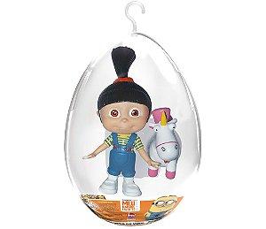 Brinquedo Ovo de Páscoa 22 cm Boneca Agnes Original Lider