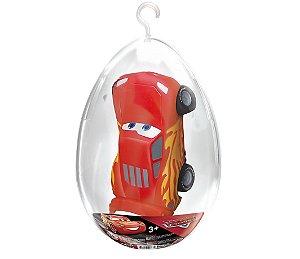 Brinquedo Ovo de Páscoa 22 cm Carros Disney Sortido Unitário