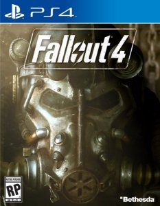 Jogo Fallout 4 Legendado Port Midia Fisica Ps4 Playstation