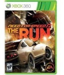 Jogo Ntsc Lacrado Need For Speed The Run Original Xbox 360