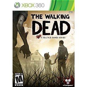 Jogo Ntsc The Walking Dead Lacrado Para Xbox 360