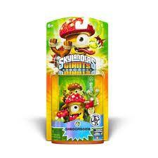 Boneco Skylanders Giants Shroomboom Lightcore Para Wii, 360