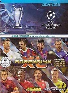 Caixa Fechada 24 Pacotes Adrenalyn Champions League Panini
