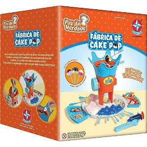 Brinquedo Estrela Fabrica de Pirulito de Chocolate