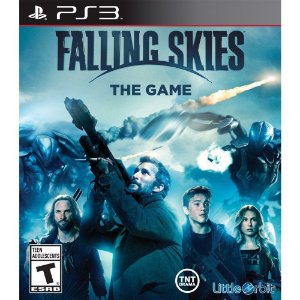 Jogo Midia Fisica Falling Skies The Game Playstation Ps3