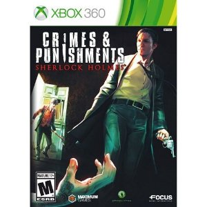 Jogo Sherlock Holmes Crimes And Punishments Para Xbox 360