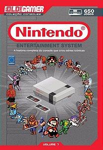 Livro Old Gamer Coleção Consoles Nintendo Volume 7