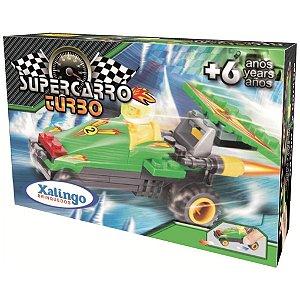 Jogo Novo Lacrado Super Carro Turbo Xalingo