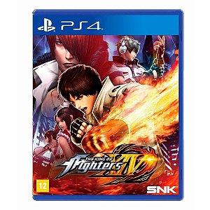 Jogo Mídia Física The King Of Fighters Xiv Playstation 4 Ps4