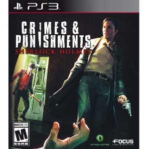 Jogo Novo Sherlock Holmes Crimes And Punishments Para Ps3