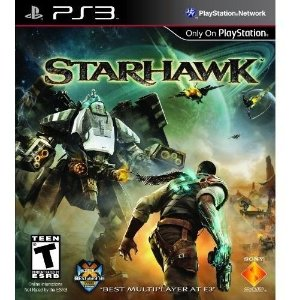Jogo Starhawk  Para Playstation 3 Ps3 Exclusivo Sony
