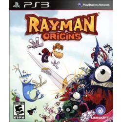 Jogo Usado Original Rayman Origins Ubisoft Playstation Ps3