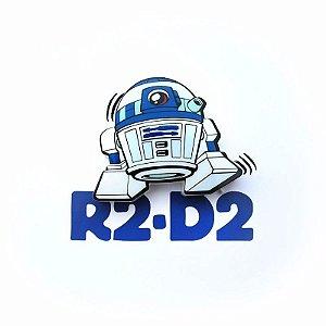 Decoração Luminária Mini Star Wars R2-d2 R2d2 3d Light Fx