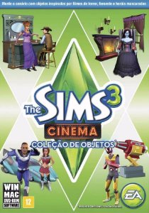 Pacote Expansão Física Do Jogo The Sims 3 Cinema Pc Ou Mac