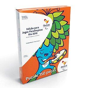 Novo Quebra Cabeça Puzzle 150 Peças Olimpíadas Rio 2016