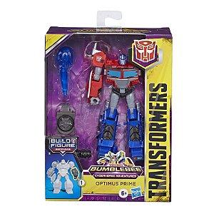 Boneco Transformers Cyberverse Deluxe Sortido Unitário E7053