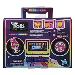 Brinquedo Pack Trolls Figura Amiguinhos Dançantes E8421