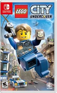 Jogo Mídia Física Lego City Undercover Nintendo Switch