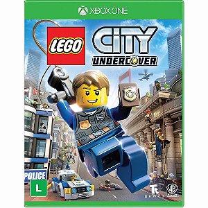 Jogo Mídia Física Lego City Undercover Para Xbox One