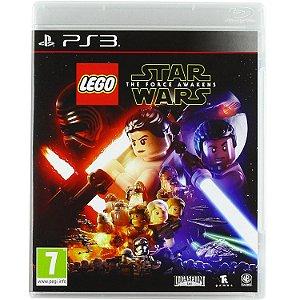 Jogo Midia Fisica LEGO Star Wars Despertar Da Força Ps3