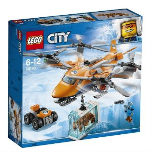Brinquedo Lego City Transporte Aereo do Artico 60193