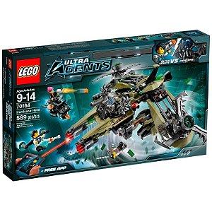 Brinquedo Novo Lacrado Lego Agents Assalto Ciclônico 70164