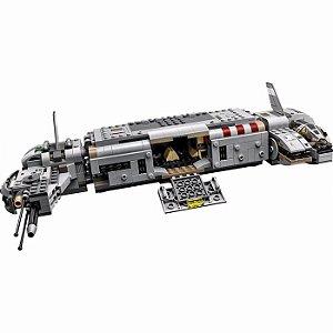 Brinquedo Lego Star Wars Transporte Tropa Resistencia 75140