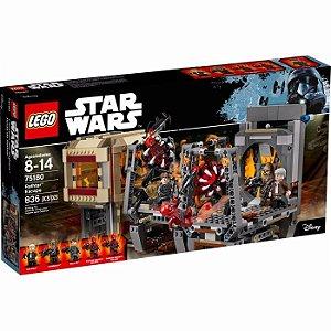 Brinquedo Lego Star Wars Rathtar Escape 75180