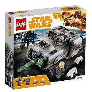 Brinquedo Bloco De Montar Lego O Landspeeder De Moloch 75210