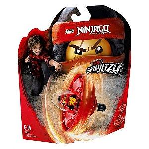 Brinquedo Lego Ninjago Kai Mestre De Spinjitzu 70633