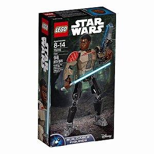 Novo Brinquedo Lego Star Wars Personagem Finn 75116