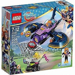 Brinquedo Lego Super Heroes Perseguição Batgirl Batjet 41230