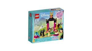 Brinquedo Lego Disney Dia De Treinamento Da Mulan 41151