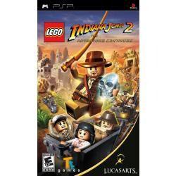 Jogo Lego Indiana Jones 2 The Adventure Continues Para Psp
