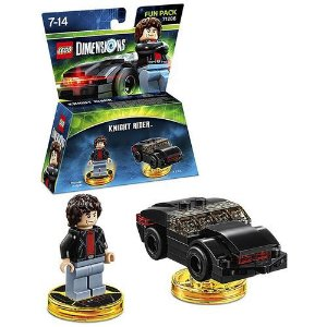 Kit LEGO Dimensions Knight Rider Fun Pack 71286
