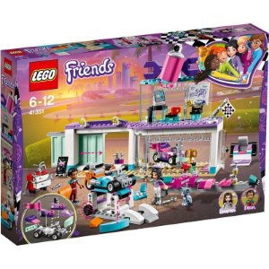 Brinquedo Lego 41351 Friends Loja Criativa De Tunning Shop
