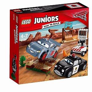 Brinquedo Lego Juniors O Treino De Velocidade De Willy 10742