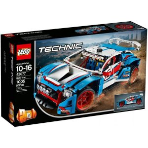 Brinquedo Lego Carro Technic Rally Car 1005 Peças 42077